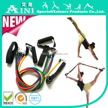 Resistance Bands Super Tension Fitness Tube kit Exercise Latex Tube Workout Gym Yoga Fitness