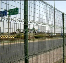 welded mesh type Road fence panels/gate security fence/portable construction fence(factory)