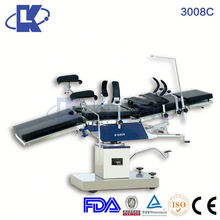 bariatric operating table eye surgery operation table hospital exam table surgical portable trolley