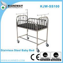 Foshan baby trolley hospital,sleigh cot,pediatric bed
