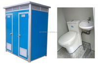 China factory supply prefabricated bathroom design ,outdoor portable toilet/mobile toilet/prefab toilet