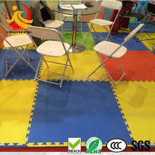 2cm recyclable non-slip popular Inflatable mat