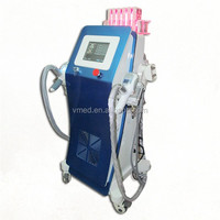 Slimming machine wholesale Fat Freezing lipolysis freeze acoustic wave therapy ultra slim