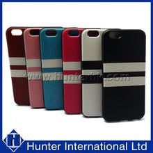 Fashionable Multicolor For 6G 4.7 Inch TPU Back Cover PU Leather Case