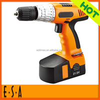 Good quality portable 92PC Rechargeable drill,Lowest price electric hand drill machine T09B101
