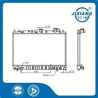 Brazing radiator /home radiator cover /mechanical radiator For Hyundai CORE SIZE :400*678*26 OEM :2531033351/33371/33B11