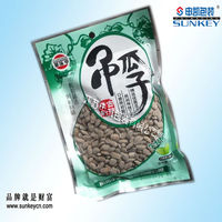 flexible plastic packaging China made melon seeds packaging