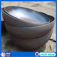 A3 head prevessel vessel alloy semi elliptical dished ends for boilers