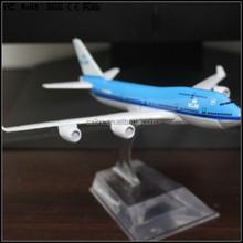 custom made 1/200 resin KLM Royal Dutch Airlines boeing 747 airplane model