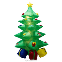 New and wholesale inflatable toy christmas tree