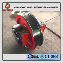 Industry Railway Solid Wheel and Axle