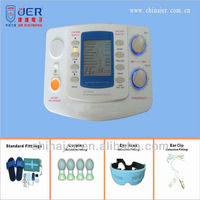EA-F28U Jer manfactural electronic pulse massager with CE marker