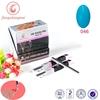 Chinese manufacture 3 in1 gel uv nail polish pen no need base&top coat