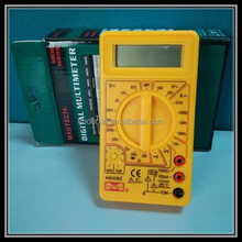 Mastech m830BZ/830D pocket sized digital multimeter
