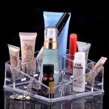 Clear Acrylic Makeup Lipstick Insert Organizers