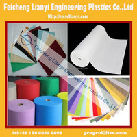 100% Polyester/PET spunbonded non woven fabric