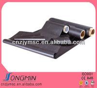 factory wholesale flexible rubber magnetic paper sheet