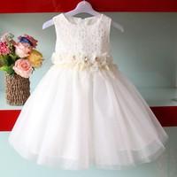 Girls Puffy Dresses For Kids Girls Evening Dresses Princess Style Evening Dress