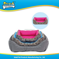 Wholesale Luxury Water Proof Oxford Pet Bed Dog Bed