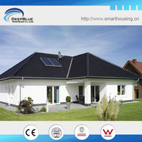 low cost 2 story prefab houses made in china