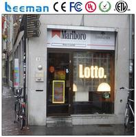 leeman led billboard p10 full color video outdoor led sign glass led screen