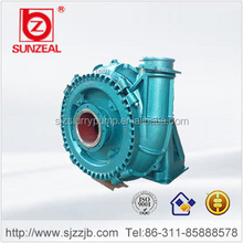 Acid Resistant Filter Press Feed Sand Suction Dredge Pump