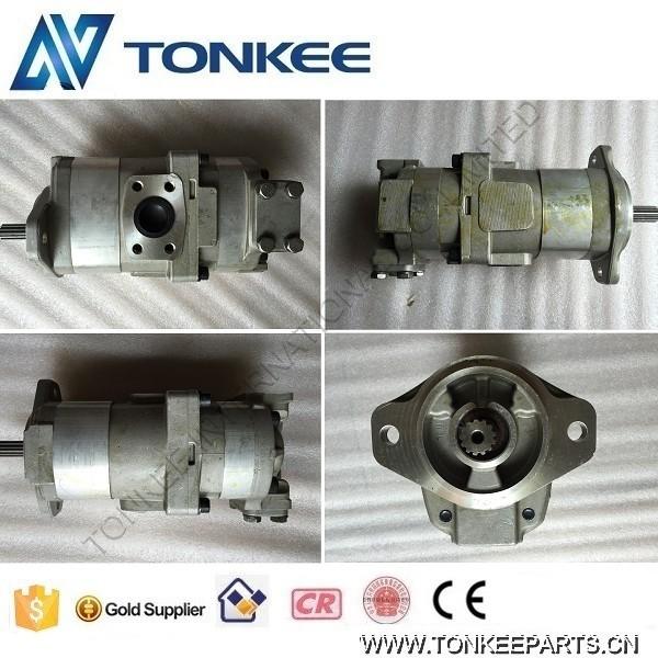 705-52-20100 PC60-1 gear pump 13 teeth PC60 hydraulic gear pump (.jpg