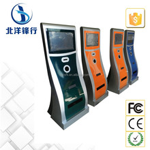 Touchscreen Public Interactive LCD AD Display Information Kiosk Price for Self Service