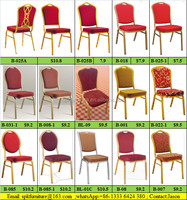 Foshan(Guangzhou)good selling chair banquet for hotel wedding event