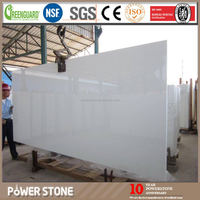 High Polished Artificial Stone Materials for Bathroom Construction