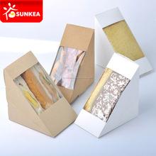 embalagem para sanduiche natural