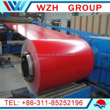 Alibaba Various colors color coated galvanized steel coil color coil/galvanized steel coil china supplier