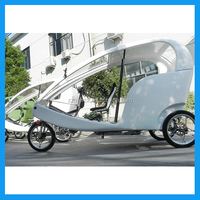 three wheeled tricycle camping car