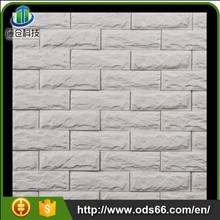the most popular deco faux stone panels 3d mdf wall panel