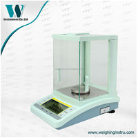0.0001g analysis laboratory medical weighing scale