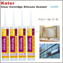 China supplier wally quality empty hdpe silicone sealant cartridge