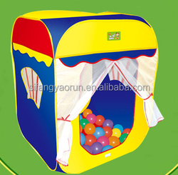 Cheap hot sale Baby toy house play tent