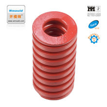MISUMI steel Middle load red coil spring SWM