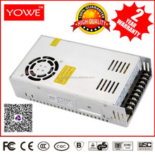 2-year Warranty Switching Power Supply Driver CE Rohs Approval 360w auto switching power supply