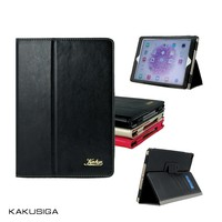 H&H professional four folder wallet leather case for ipad air /air 2