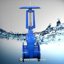 High quality Cast iron din rising stem gate valve