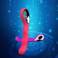 Hot Sale Love Gifts Sex Vibrator Silicone g spot vibrator sex toy penis sleeve