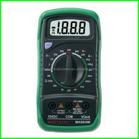 China domestic Digital Multimeter Manual range multimeters MAS830B