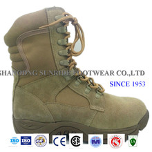 High Quality Suede leather & nylon Army ranger Boots C8-57