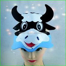 Fashionable professional eva foam hats promotion gifts