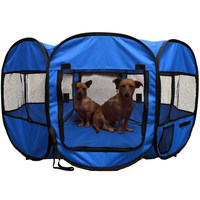 Dog Cat Exercise Kennel/Plastic dog kennel --RBPT1005