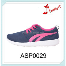 2015 new fashion lace up girls cheap sneakers