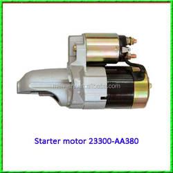 Wholesale starter motor use for S ubaru Forest OEM 23300-AA380 Lester 17717