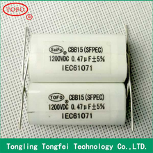 Filled CBB16 pulsed capacitor for welding machine