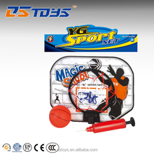 Wholesale outdoor portable basketball hoop with inflatable ball